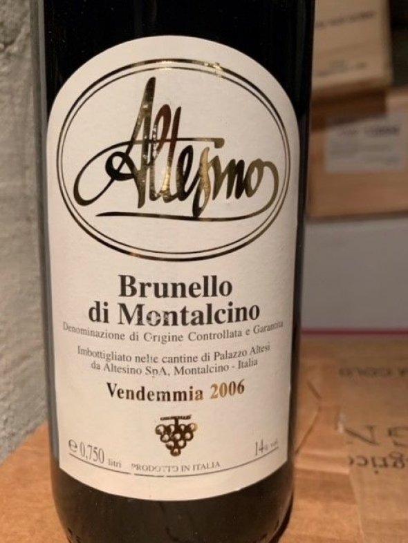 Altesino, Brunello di Montalcino 2006