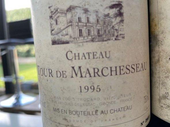 Chateau Tour De Marchesseau 1995