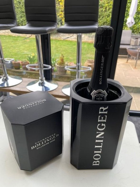 Bollinger, James Bond 007 Millesime