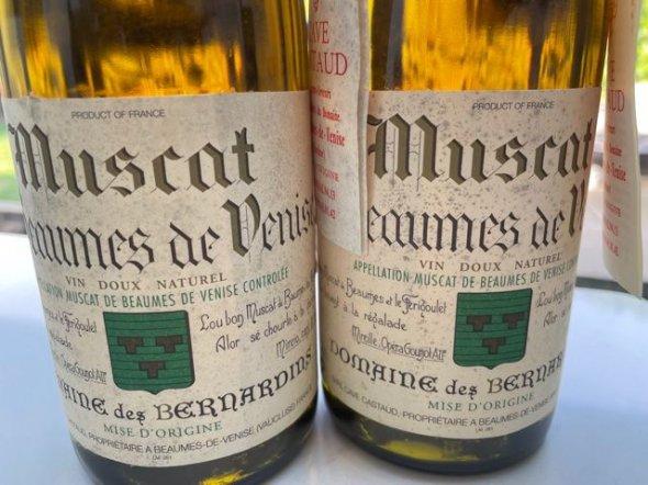 Bernardins, Vin Doux Naturel