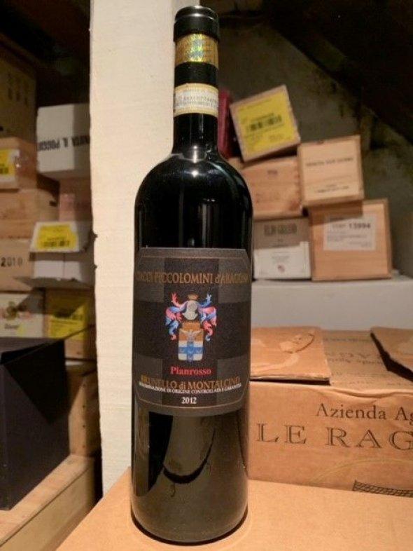 Ciacci Piccolomini d Aragona, Brunello di Montalcino, Pianrosso 97 Points