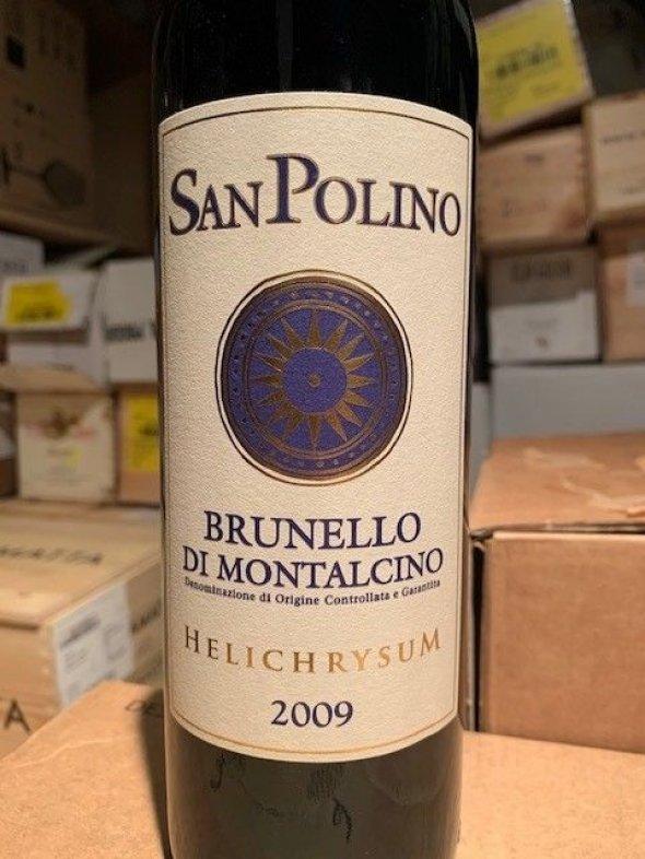 San Polino, Brunello di Montalcino, Helichrysum 97 Points