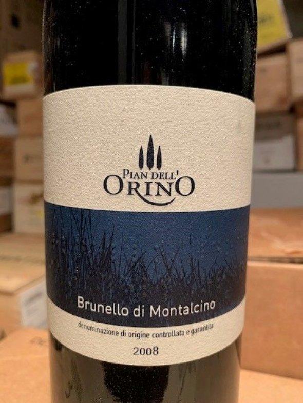 Pian dell'Orino, Brunello di Montalcino 98 Points