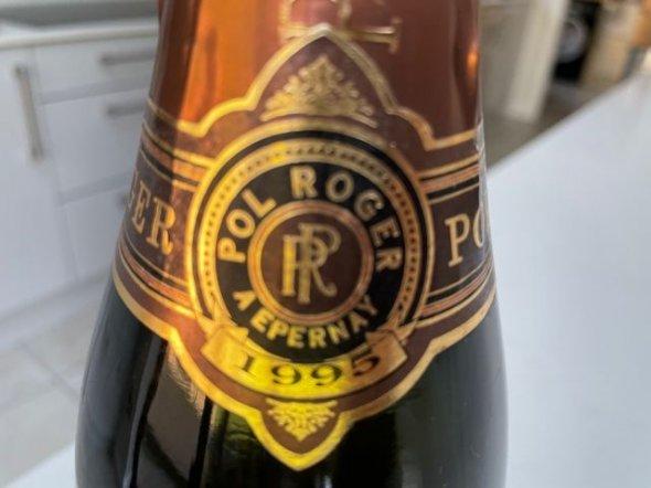 Pol Roger, Rose