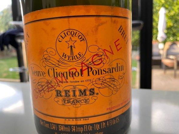 Veuve Clicquot, Ponsardin Brut