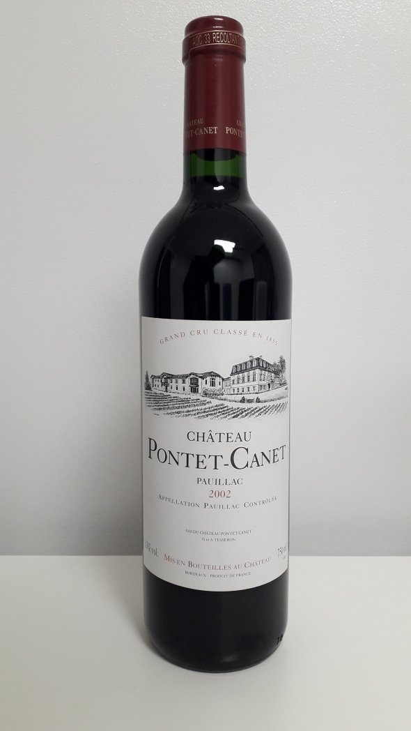 Chateau Pontet-Canet 5eme Cru Classe, Pauillac