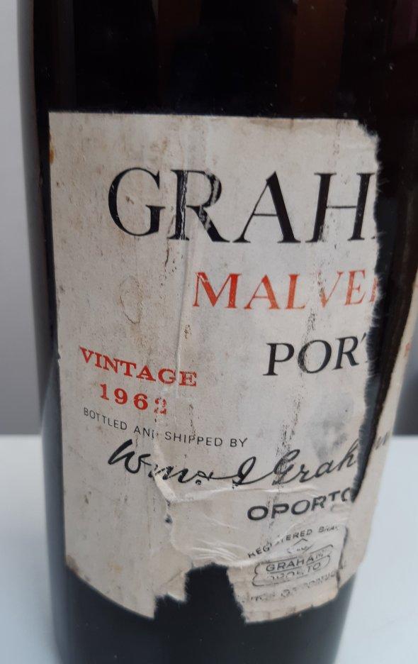 Graham's, Quinta dos Malvedos Vintage Port 1962