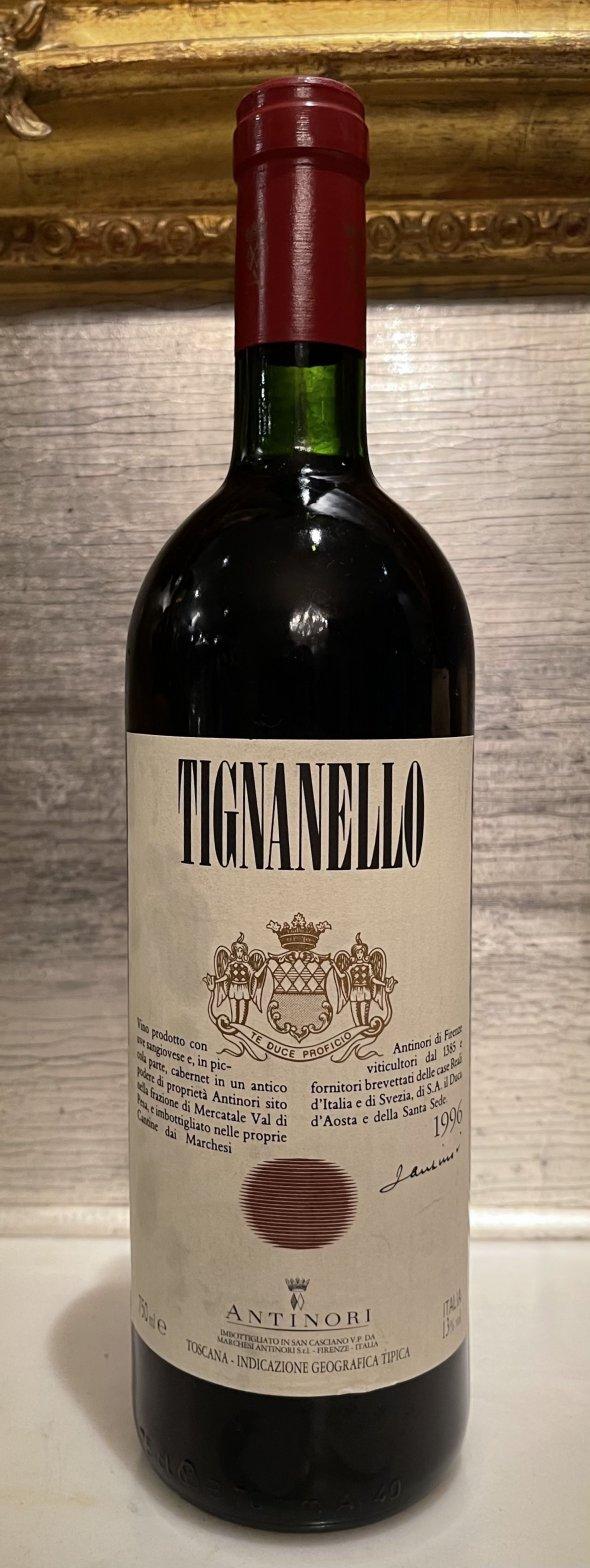 Tignanello, Toscana