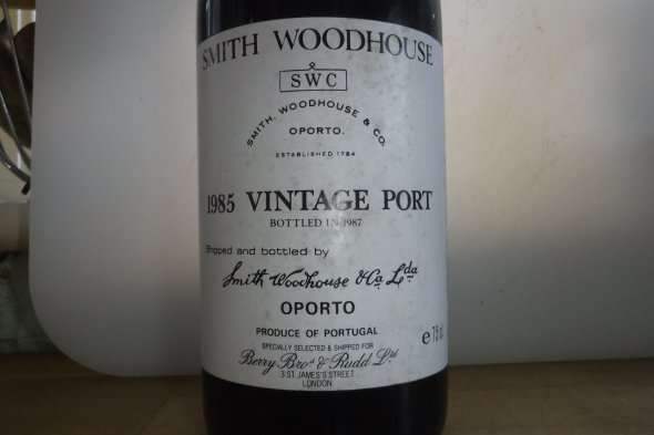 Smith Woodhouse, Port, Portugal, DOC, 1985