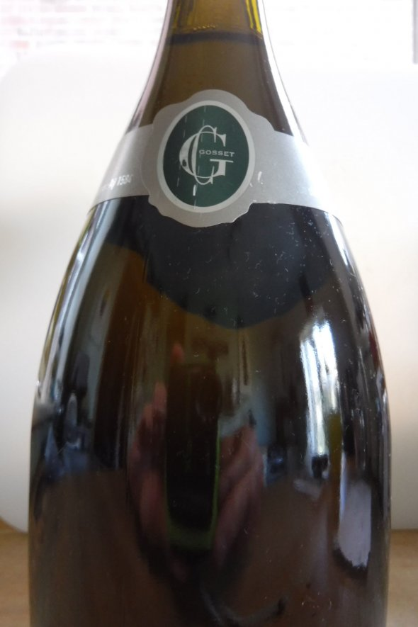 Gosset, Grand Millesime, Champagne, France
