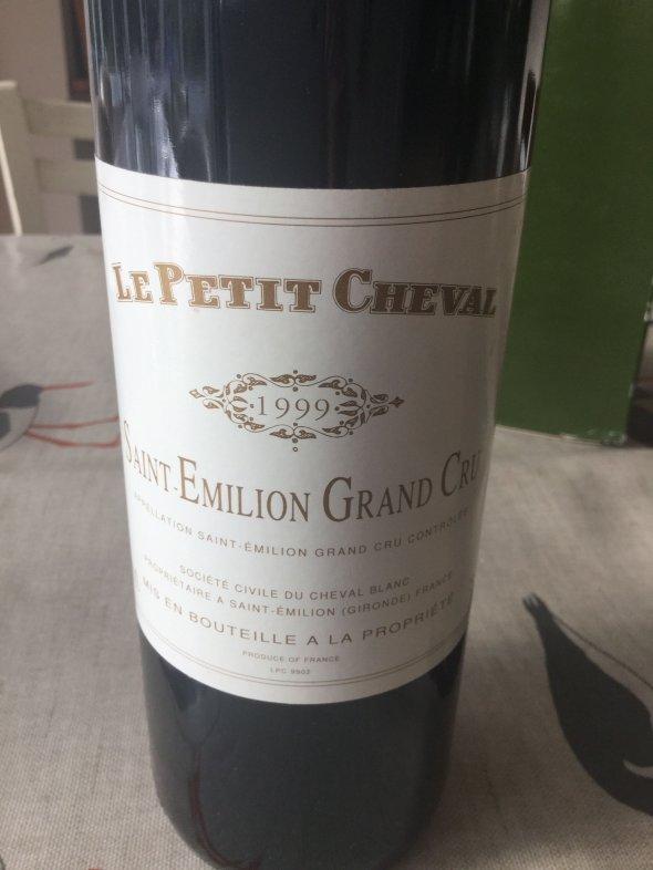 Chateau Cheval Blanc, Le Petit Cheval