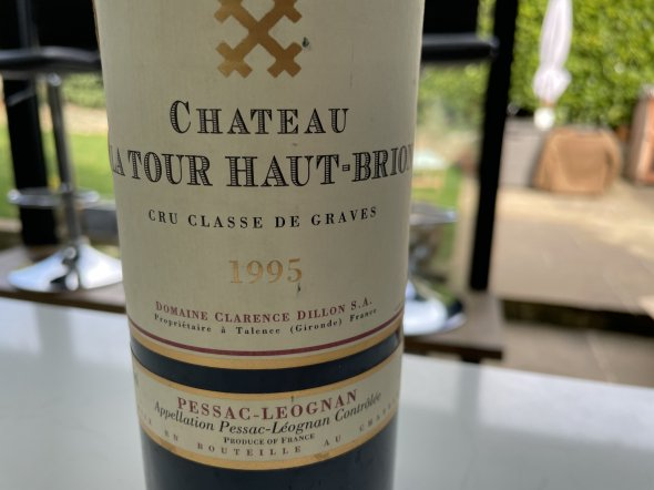 Chateau La Tour Haut-Brion Cru Classe, Pessac-Leognan