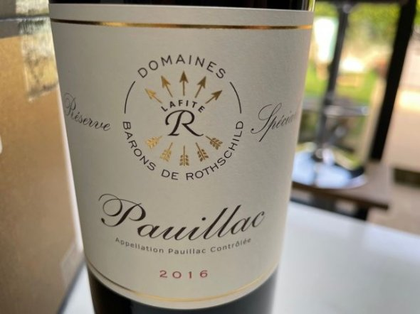 Domaines Barons de Rothschild Lafite Collection Reserve Speciale Pauillac