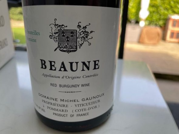 Michel Gaunoux, Beaune, Rouge Collection Case 1997-2017