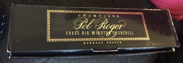 Pol Roger, Sir Winston Churchill