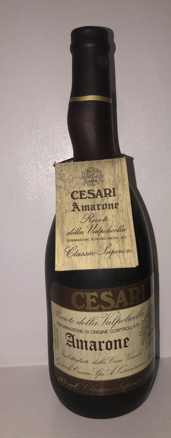 Gerardo Cesari, Amarone della Valpolicella, Classico
