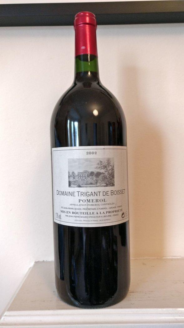 Domaine Trigant de Boisset, Pomerol