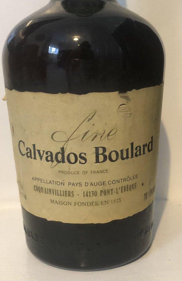 Boulard, Calvados Pays d'Auge