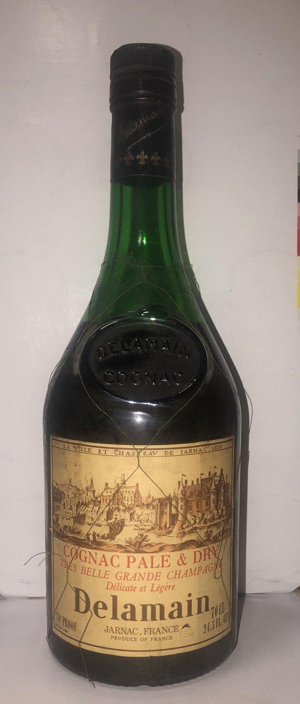 Delamain, Pale Dry Tres Belle, Grande Champagne Cognac