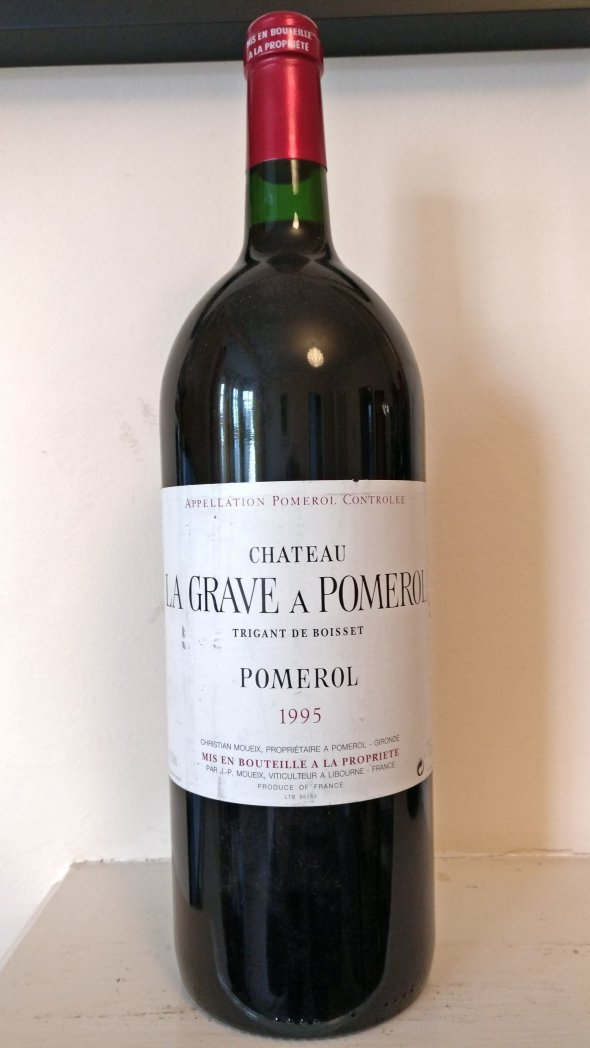 Chateau La Grave a Pomerol