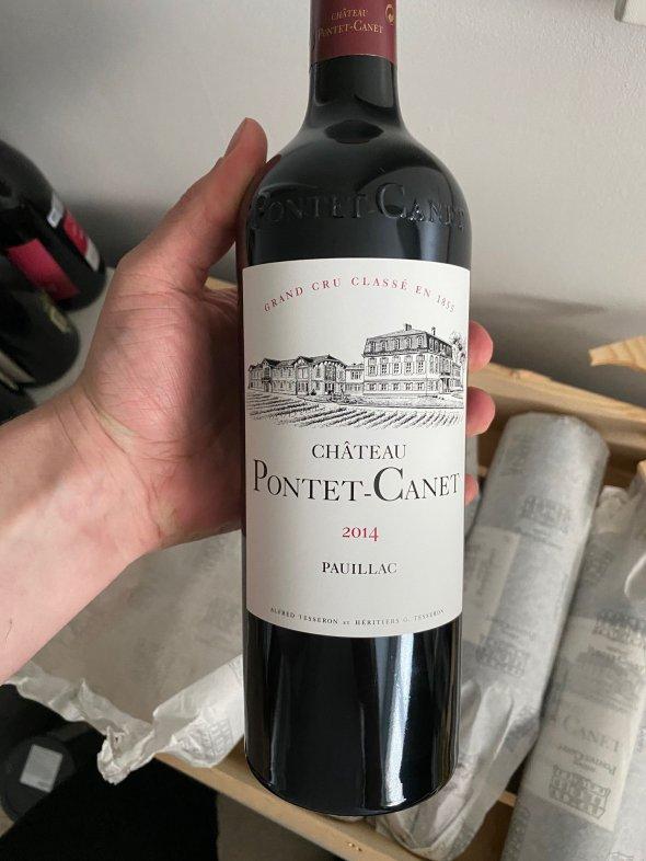 Chateau Pontet-Canet Grand Cru Classé Paullic