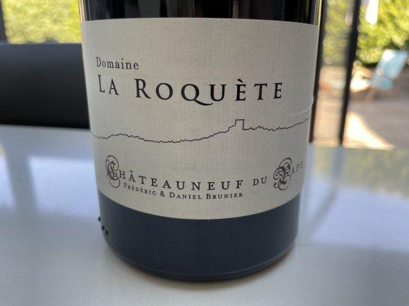 Domaine la Roquete, Chateauneuf-du-Pape