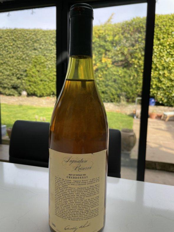 Yalumba Signature Reserve Chardonnay Coonawarra Barossa Valley