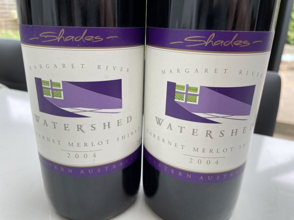 Watershed, Senses Cabernet Merlot, Margaret River