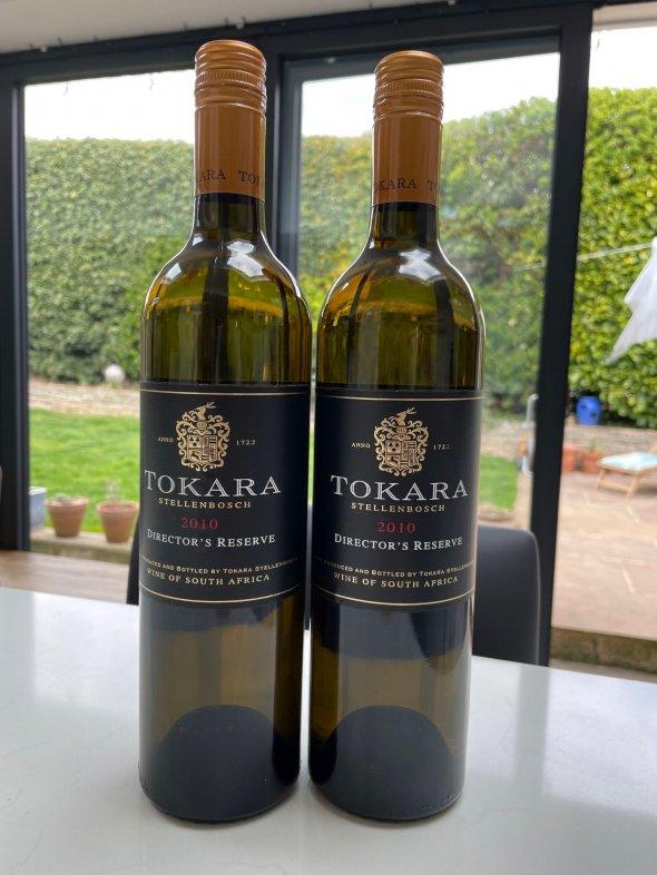 Tokara, Directors Reserve White, Stellenbosch