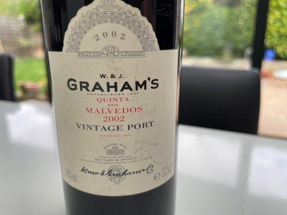 Graham's, Quinta dos Malvedos Vintage Port