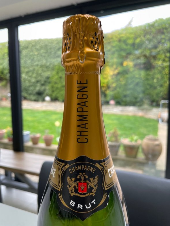 Pol Monnet Extra Superior Cuvee Champagne