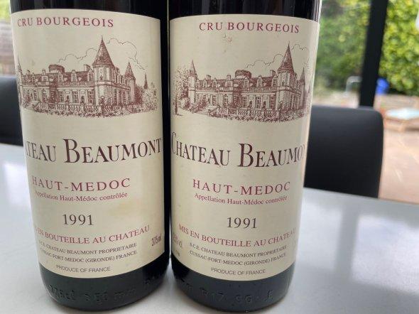 Chateau Beaumont, Haut-Medoc