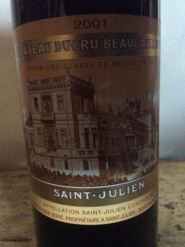 Ducru-Beaucaillou 2eme Cru Classe, Saint-Julien