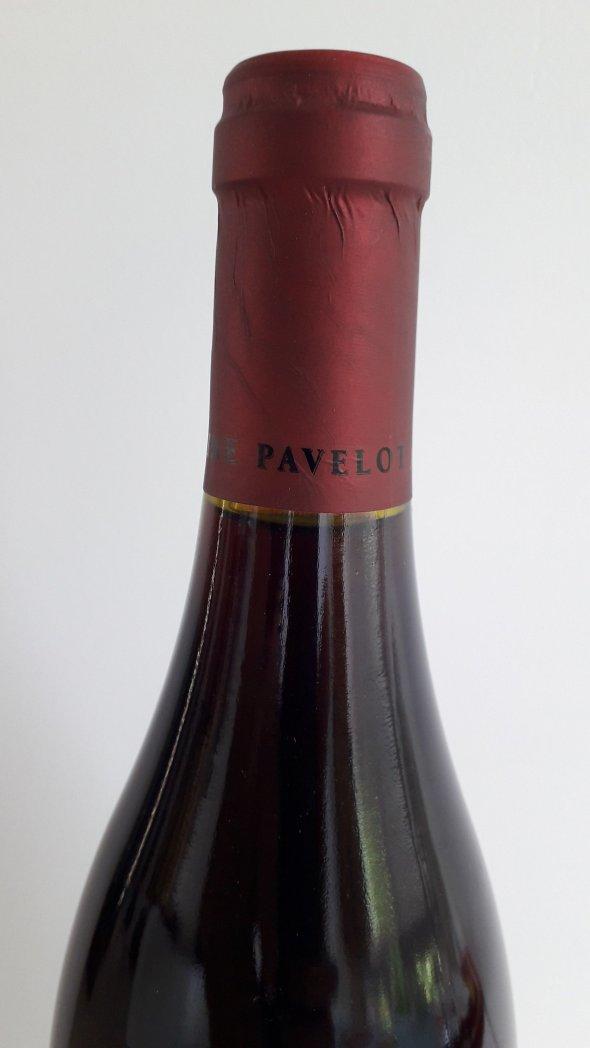 Domaine Pavelot, Savigny-les-Beaune Premier Cru, Aux Guettes Rouge