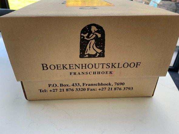 Boekenhoutskloof, The Chocolate Block, Franschhoek