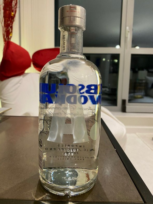 Absolut, Vodka