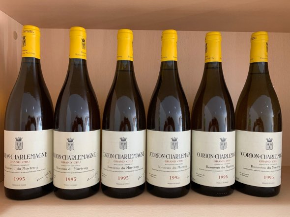 Domaine Bonneau du Martray, Corton-Charlemagne Grand Cru