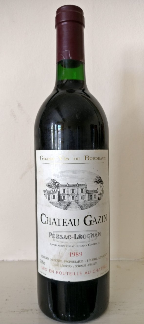 Chateau Gazin, Pomerol