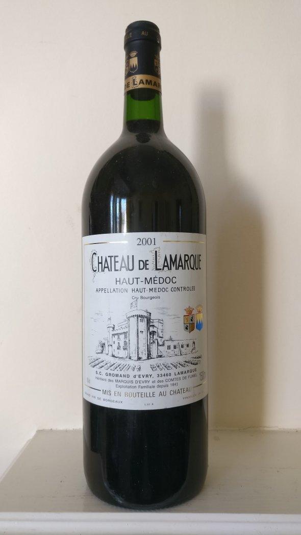 Chateau de Lamarque, Haut-Medoc, Magnum