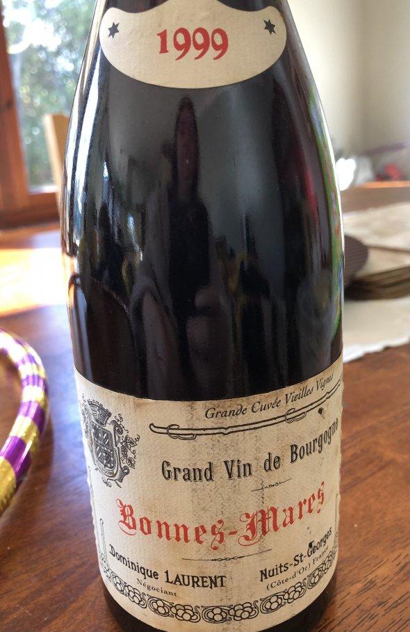 Dominique Laurent, Bonnes Mares Grand Cru, Vieilles Vignes