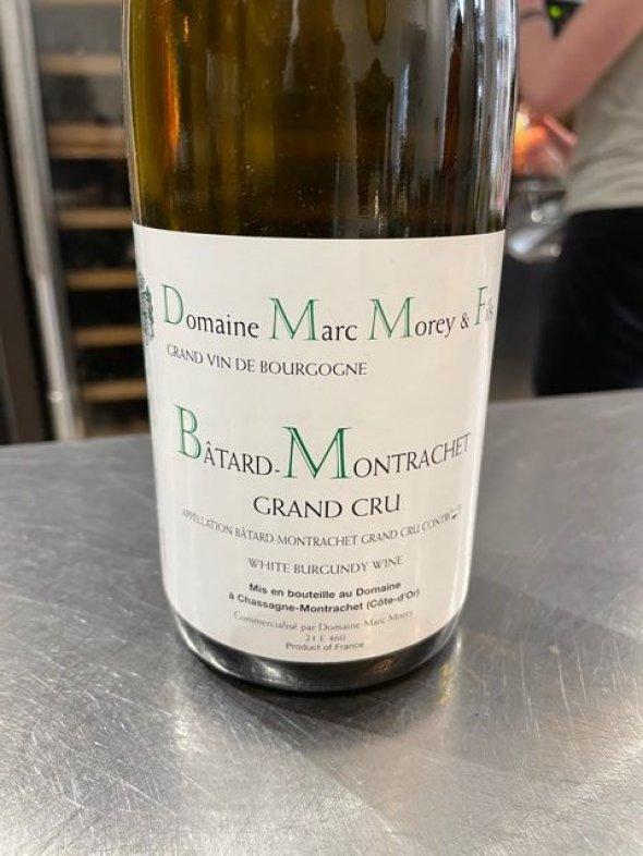 Domaine Marc Morey, Batard-Montrachet Grand Cru