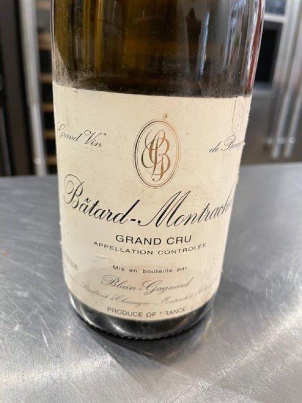 Jean-Marc Blain-Gagnard, Batard-Montrachet Grand Cru
