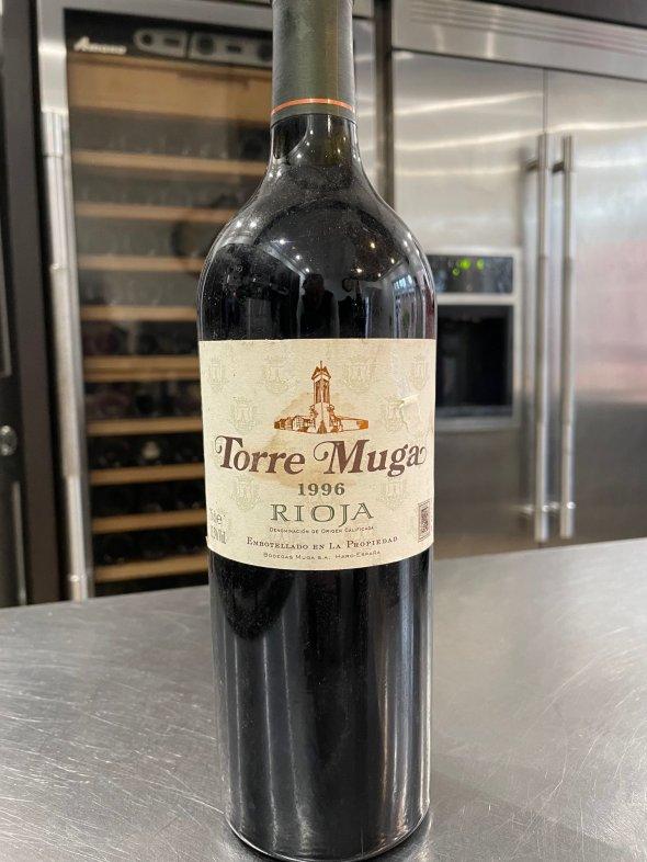 Muga, Torre Muga, Rioja
