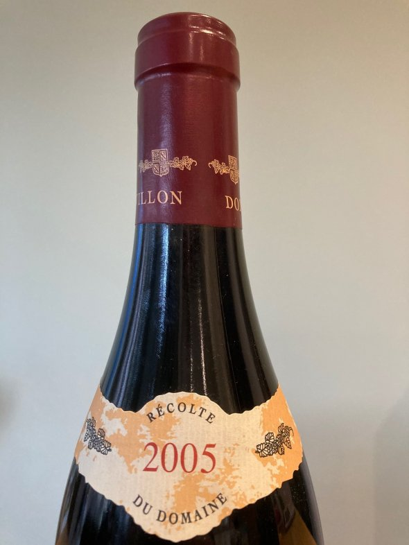 2005 Premier Cru Red Burgundy