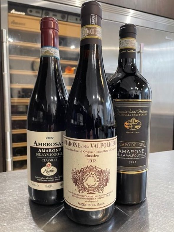 amarone selection x3