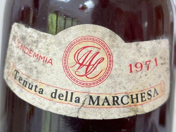 Vino Grignolino Tenuta della Marchesa Piemonte