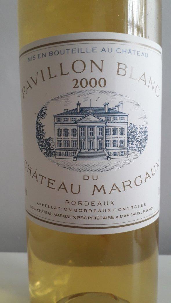 Chateau Margaux, Pavillon Blanc du Chateau Margaux