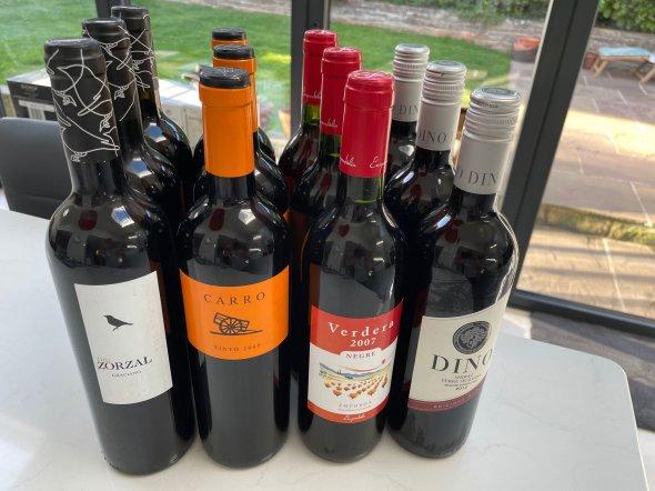 Mixed Case of Spanish & Italian Wine