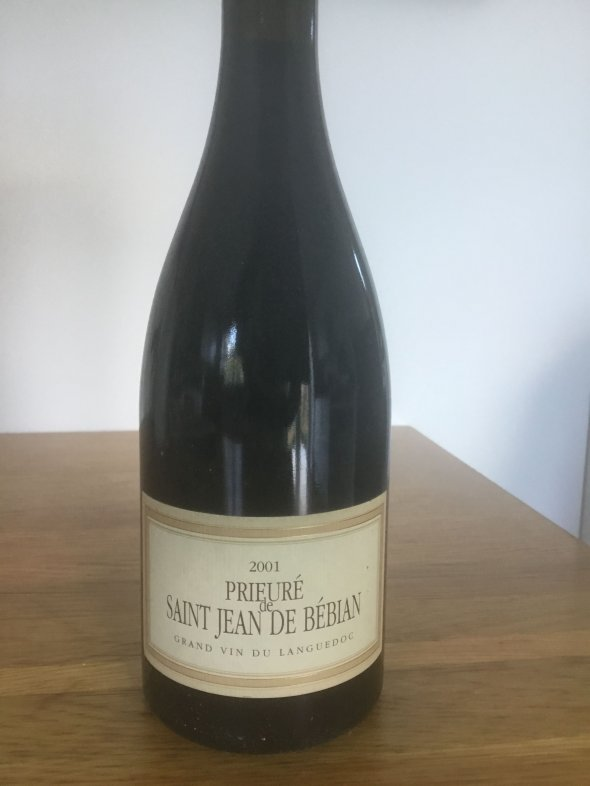 Prieure Saint Jean Bebian, Prieure Rouge, Languedoc - Mini-vertical - 2001, 2003, 2004.