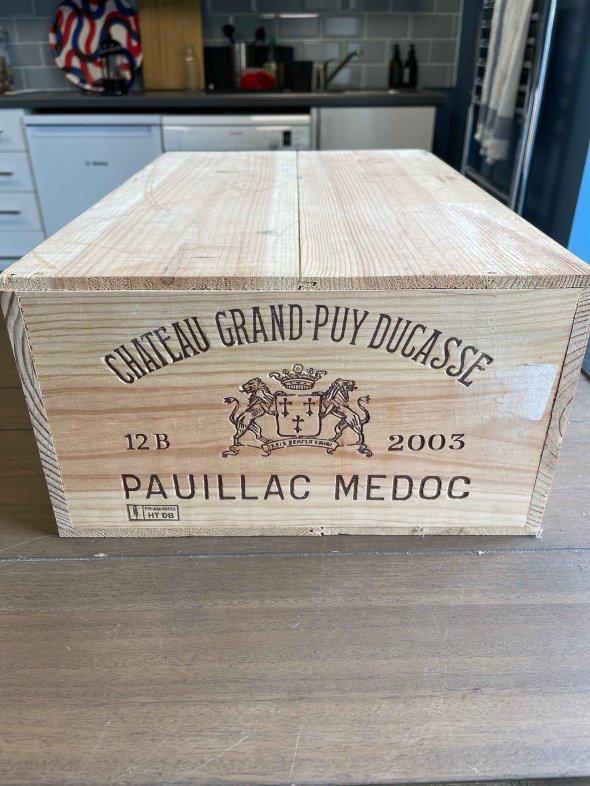 Chateau Grand-Puy Ducasse 5eme Cru Classe, Pauillac